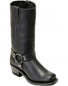 Boulet Harness Motorcycle Boots - Square Toe