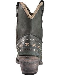 Liberty Black Vintage Negro Cowgirl Boots at Sheplers
