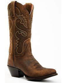 Dan Post Marla Cowgirl Boots - Round Toe