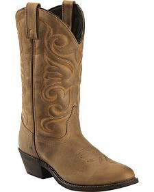 Laredo Bridget Cowgirl Boots - Round Toe