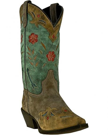 Laredo Miss Kate Cowgirl Boots - Snip Toe