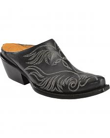 Lucchese Rachel Calf Leather Mule