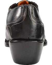 Lucchese Handcrafted 1883 Women's Leather Shootie at Sheplers