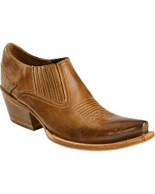 Lucchese Handcrafted 1883 Women's Leather Shootie