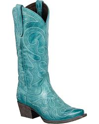 Lane Boots Lovesick Cowgirl Boots - Snip Toe at Sheplers