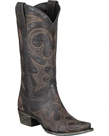 Lane Lovesick Cowgirl Boots - Snip Toe