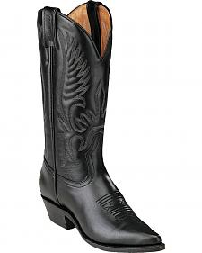 Boulet Challenger Cowgirl Boots - Pointed Toe