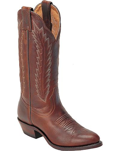 Boulet Cowgirl Boots Medium Toe
