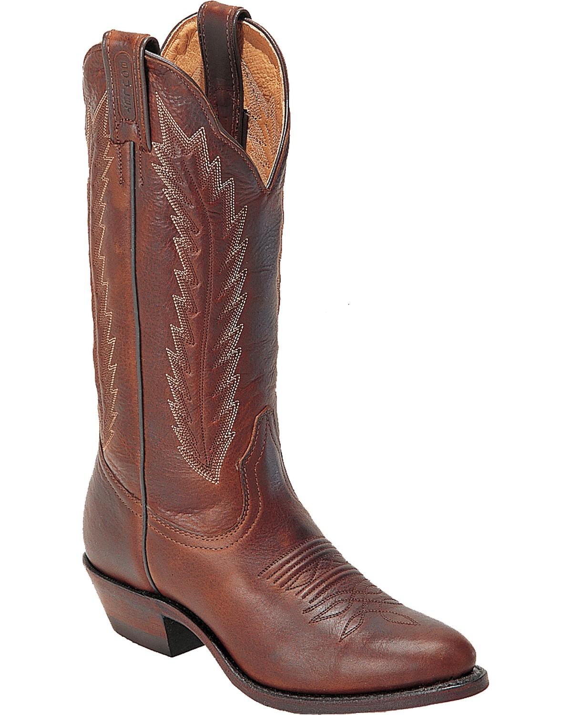 boulet s boot medium toe 9058
