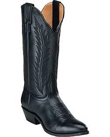 Boulet Cowgirl Boots - Medium Toe