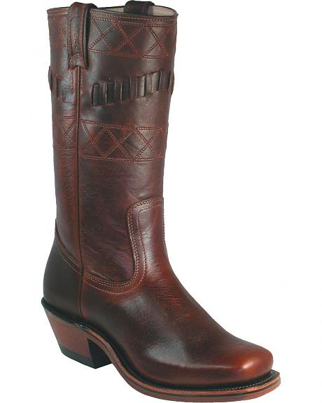 Boulet Grizzly Mountain Motorcycle Boots - Square Toe