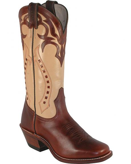 Boulet Ranch Hand Cowgirl Boots - Square Toe