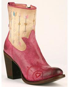 Junk Gypsy by Lane Women's Wanderlust Boots - Round Toe