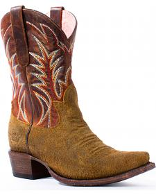 Lane Women's Honey Tan Junk Gypsy Dirt Road Dreamer Boots - Snip Toe