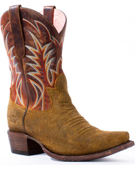 Junk Gypsy by Lane Honey Tan Dirt Road Dreamer Boots - Snip Toe