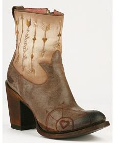 Junk Gypsy by Lane Women's Brown Wanderlust Boots - Round Toe