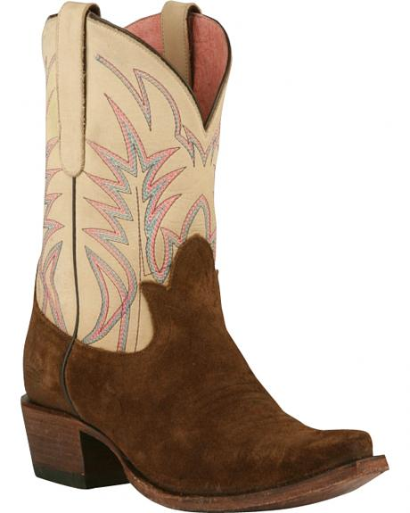 Junk Gypsy by Lane Chocolate Dirt Road Dreamer Boots - Snip Toe