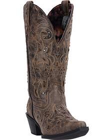 Laredo Scandalous Cowgirl Boots - Snip Toe