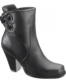 Harley Davidson Eve Motorcycle Boots - Square Toe