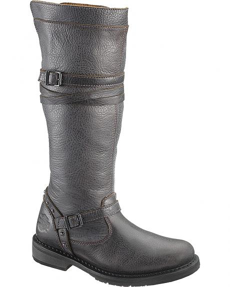 Harley Davidson Cyndie Motorcycle Boots