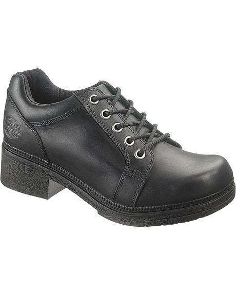 Harley Davidson Women's Cate Leather Shoes