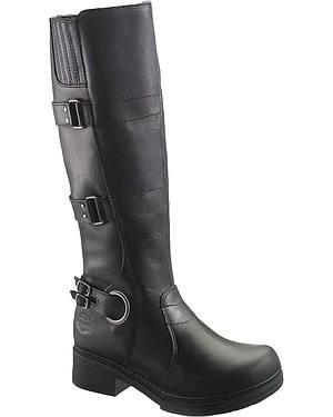 "Harley Davidson Raegan 14"" Boots - Round Toe"