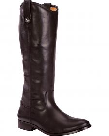 Frye Women's Melissa Button Riding Boots