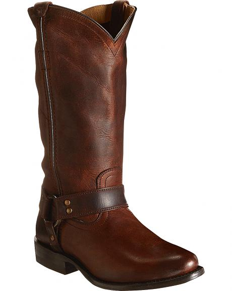 Frye Women's Wyatt Harness Boots