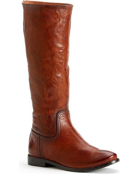 Frye Women's Anna Inside Zip Riding Boots