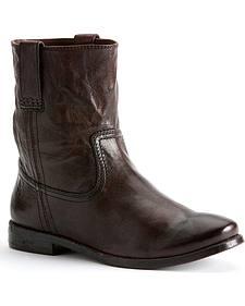 Frye Women's Anna Shortie Cowgirl Boots