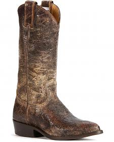 Frye Women's Billy Pull-on Cowgirl Boots - Round Toe