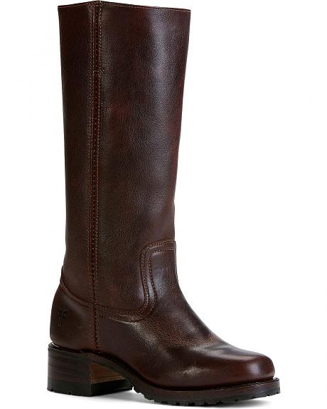 Frye Women's Campus 14G Boots- Square Toe