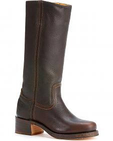 Frye Women's Campus 14L Boots - Square Toe