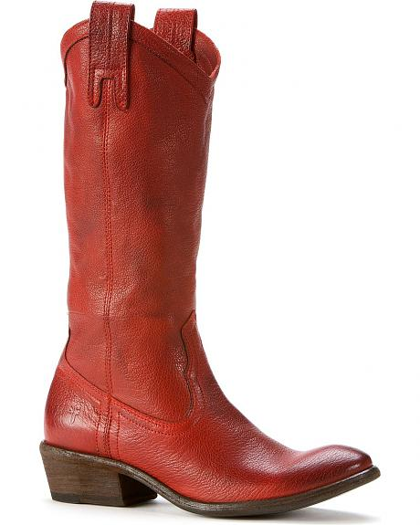 Frye Women's Carson Pull On Boots - Round Toe