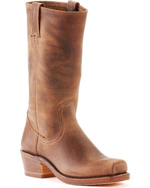 Frye Womens Cavalry 12L Boots - Square Toe