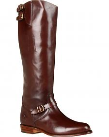 Frye Women's Dorado Buckle Riding Boots