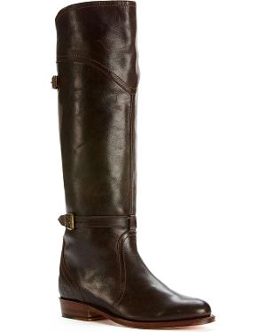 Frye Womens Dorado Riding Boots - Round Toe