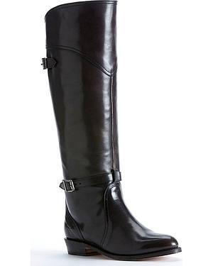 Frye Womens Dorado Riding Boots
