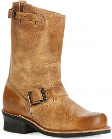 Frye Women's Engineer 12R Boots - Round Toe