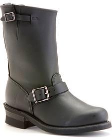 Frye Women's Engineer 12R Boots - Round Toe