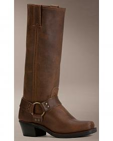 Frye Women's Harness 15R Riding Boots - Square Toe