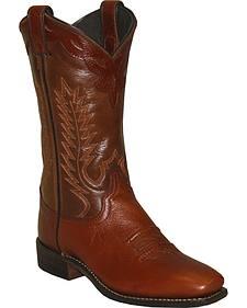 Abilene Women's Western Cowgirl Boots - Square Toe