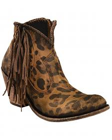 Liberty Black Vegas Faggio Women's Boots - Round Toe