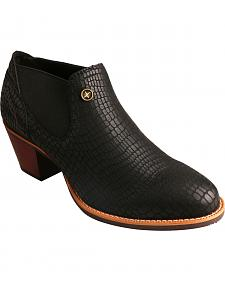 Twisted X Black Fashion Cowgirl Boots - Round Toe