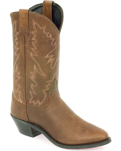 Cowgirl Leather Boots - Boot Hto