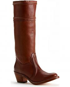 Frye Women's Jane 14L Wide Calf Tall Boots - Round Toe