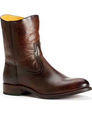 Frye Womens Jet Roper Boots - Round Toe