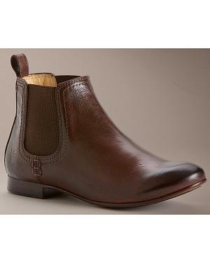 Frye Womens Jillian Chelsea Shoes - Round Toe