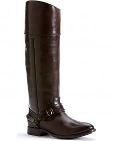 Frye Women's Lindsay Spur Boots - Round Toe