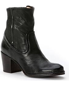 Frye Women's Lucinda Scrunch Short Boots - Round Toe